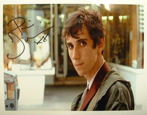 A119 - Quadrophenia reunion Signed 10x8 photo by PHIL DANIELS